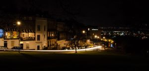 Clifton by night by lordradi