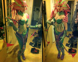 Have you seen my plant Zyra? by GrumpyCait