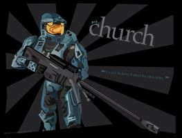 Church Vector by DrummahJen