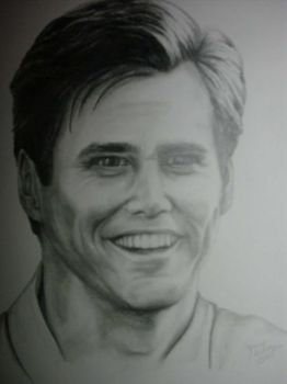 jim carrey by even-the-losers