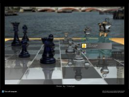 Chess Login by 7thsign