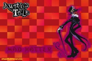 A witch tale:Mad Hatter by Pikaspirit