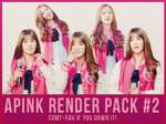 APink Render Pack by Know by Know-chan