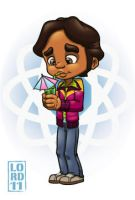 Big Bang Theory- Raj by lordmesa