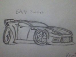 SHIN,Twister *Drift Package* by SaberCookie2410