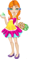 Candy Shop Doll by BrokenHalosNeverMend