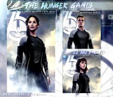 The Hunger Games CatchingFire Photoshoot PhotoPack by BerryDesign