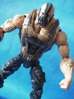Custom 12 inch Bane Close up by cusT0M