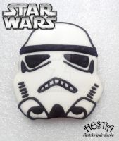 Stormtropper cookie by ArianaO