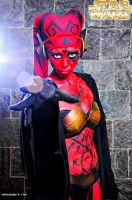 Be a Sith by izabelcortez