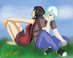 The Thinking Place by LaRaeXandXNinjas