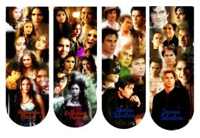 VD Bookmarker by angiezinha