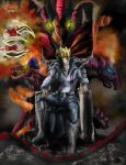 King Demon by Bloo-DKai12