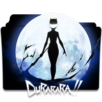 Icon Folder - Durarara !! (1) by alex-064