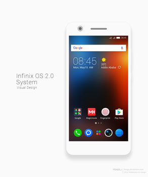 Infinix OS 2.0 System by fengsj