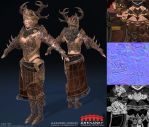ArenaNet Intership 2014 construction by Alemja