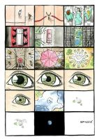 Advertising Storyboard 2-4 by WasserBoxer