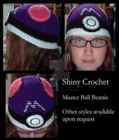 Masterball Beanie by Scream-Deafening