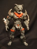 MOTUC custom War-Wolf V2 by masterenglish