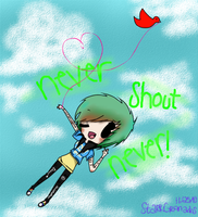 NSN love. by MiniGumDrop