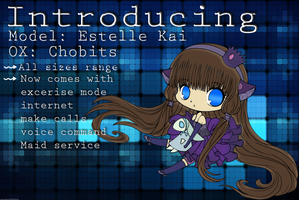 New and improved AI :Estelle Kai: by Stetabebe