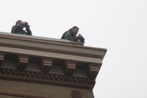Spotters or snipers by StudioFovea