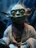 Yoda by Fairling