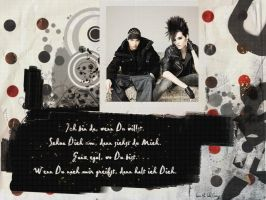 Bill and Tom - Wallpaper by Love-Me-Like-Crazy