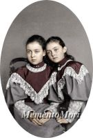 Connaught Sisters by M3ment0M0ri