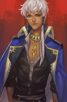 Thoth by Xoue