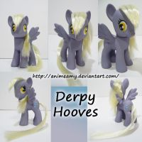 Derpy Hooves by customlpvalley