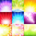 color light background by vectorbackgrounds