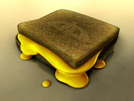 deviantART Grilled Cheese by chromosphere
