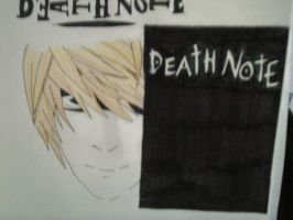 Light from Deathnote.. by gothicwench