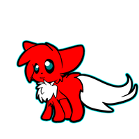 Little Chibi Flame by stellarbuck