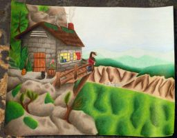 My House by Lady-KL