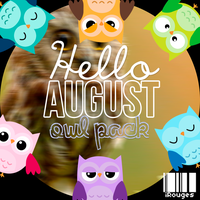 Owl Pack .PNG y .PSD by iRouges