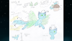 :CE: Catterfly concept ref by owls1999