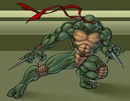 Raphael by redeve