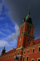 Postcard from Warsaw by AlmostInsane