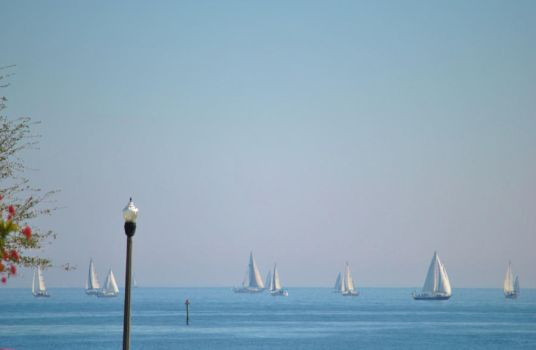 Afternoon on the Bay by libertine1182
