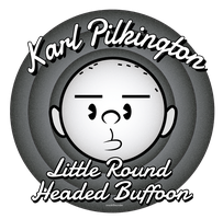 The Little Round Headed Buffoon by oneskillwonder