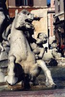 Piazza Navona 1 by dimage