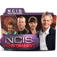 NCIS New Orleans folder icon by Andreas86