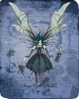 THe faery Goth mother by clv