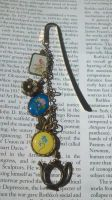 Teatime Bookmark by Spritzykins