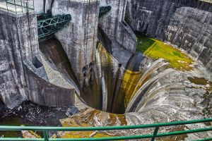 Dam Hole by FraterOrion