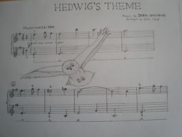 Hedwig's theme by jessypet92
