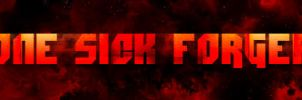 OneSickForger Twitch TV Theme Header 3 by Smyf