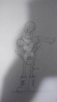 THE GREAT PAPYRUS!! by Addicted2Electronics